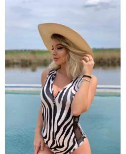 Body Plasa Zebra